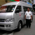 van-booking