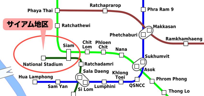 siam-map