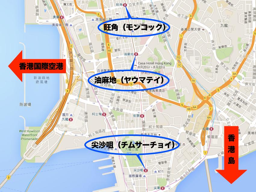 Kowloon-map