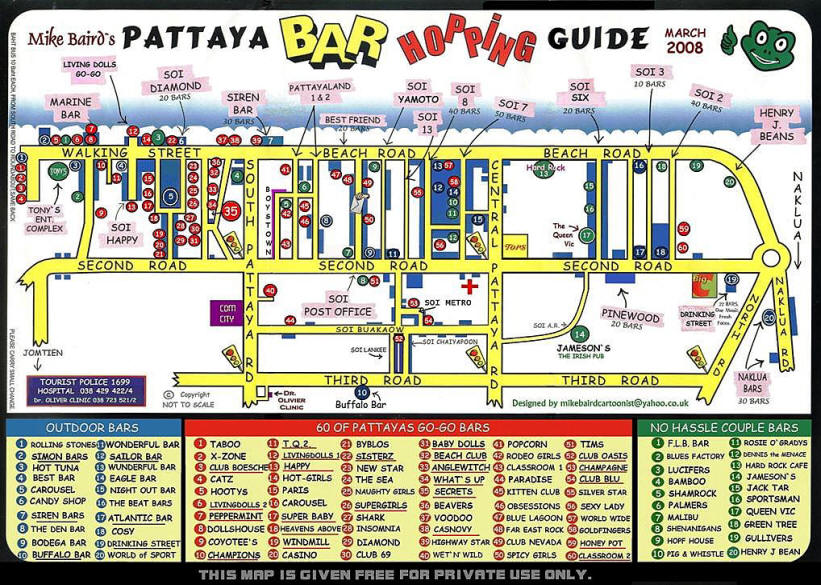 pattaya-map