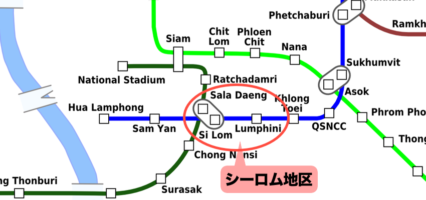 silom-map