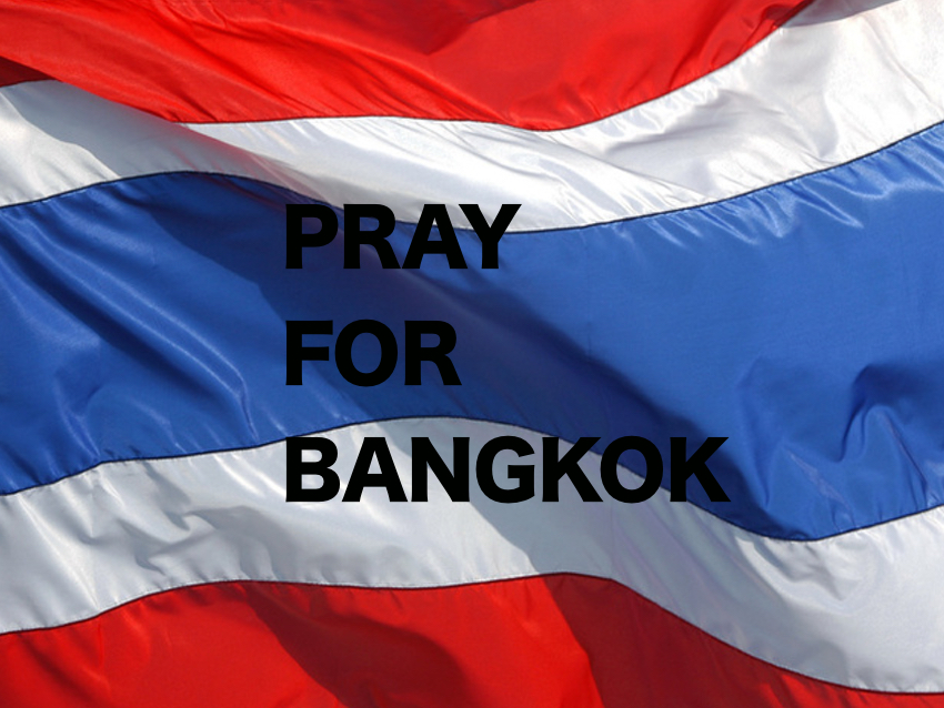 prayforbangkok